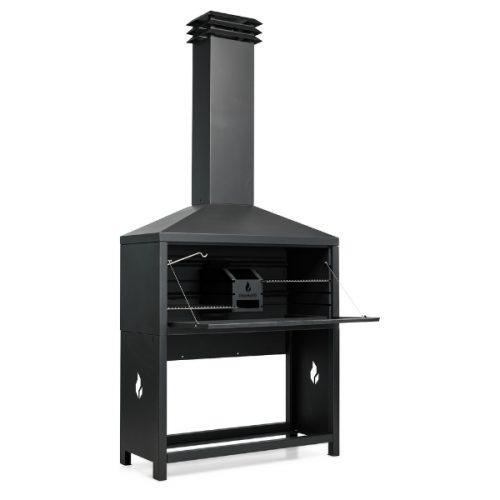 Braaimaster Premium FS1200 Black