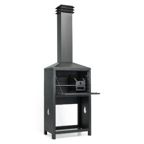 Braaimaster Premium FS800 Black